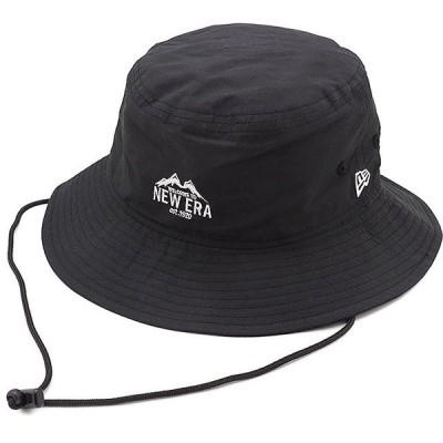 ニューエラ アウトドア NEWERA OUTDOOR ハット シェルテック アドベンチャーライトハット Adventure Light Hat SHELTECH 12674397 SS21 帽子 UVカット抗菌 BLACK