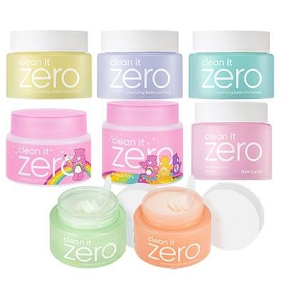 CLEAN IT ZERO 100ml/180ml/クレンジングバーム/ベストクレンジング/コスパ