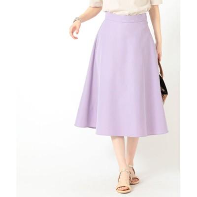 B:MING LIFE STORE by BEAMS / B:MING by BEAMS / カラー フレア スカート 21SS WOMEN スカート > スカート