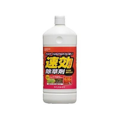 速攻除草剤 1L アイリスオーヤマ SJS-1L