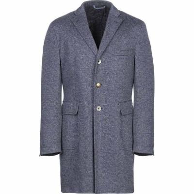 ジョン シープ JOHN SHEEP メンズ コート アウター coat Blue