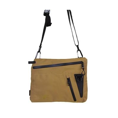 【カバンのセレクション】 アッソブ サコッシュ ショルダーバッグ メンズ 防水 AS2OV WATER PROOF CORDURA 305D 141603 ユニセックス カーキ 在庫 Bag&Luggage SELECTION