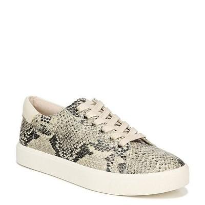 サムエデルマン レディース スニーカー シューズ Ethyl Snake Print Lace-Up Sneakers