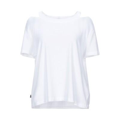 ブラウアー BLAUER T シャツ ホワイト S コットン 100% T シャツ