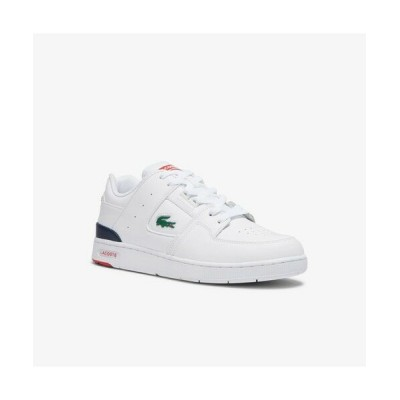 LACOSTE/ラコステ メンズ COURT CAGE 0721 1 トリコロール 42A(26.5cm)