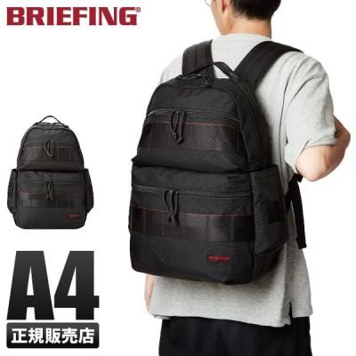 追加最大+6%  ブリーフィング リュックサック バックパック バッグ メンズ ブランド シンプル 黒 BRIEFING MADE IN USA brf136219