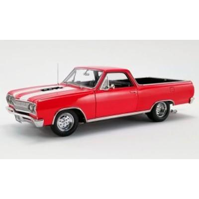 ACME 1/18 ミニカー ダイキャストモデル 1965年モデル シボレー エルカミーノ Drag Outlaws  DRAG OUTLAWS 1965 CHEVROLET EL CAMINO 1:1