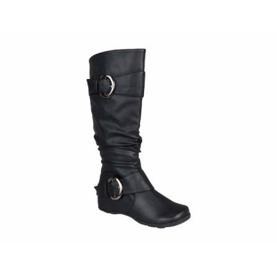 ジャーニーコレクション ブーツ&レインブーツ シューズ レディース Paris Boot Black