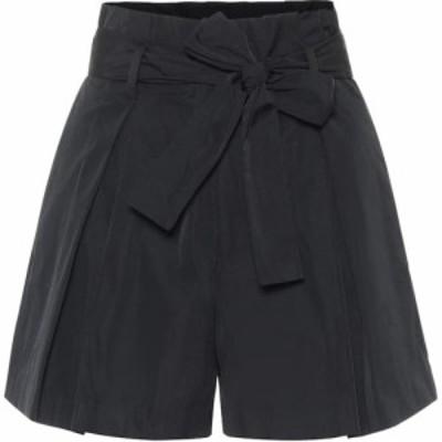レッド ヴァレンティノ REDValentino レディース ショートパンツ ボトムス・パンツ Paperbag shorts Nero