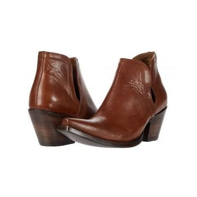 Ariat アリアト レディース 女性用 シューズ 靴 ブーツ アンクル ショートブーツ Dixon - Mocha Tan