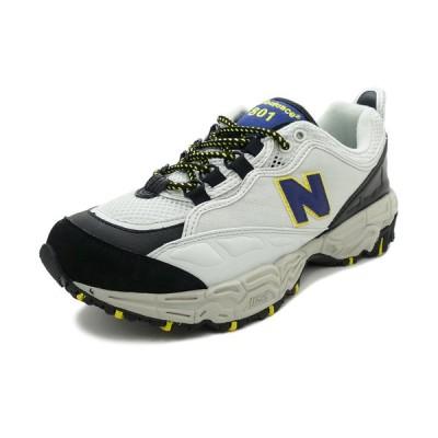 スニーカー ニューバランス NEW BALANCE M801AT グレー NB メンズ レディース シューズ 靴 19HO