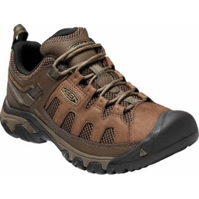 キーン メンズ スニーカー シューズ Men's Keen Targhee Vent Trail Shoe Cuban/Antique Bronze