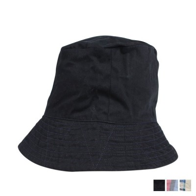 ENGINEERED GARMENTS エンジニアドガーメンツ ハット 帽子 バケットハット メンズ BUCKET HAT ブラック ネイビー カーキ 黒 19SH003A