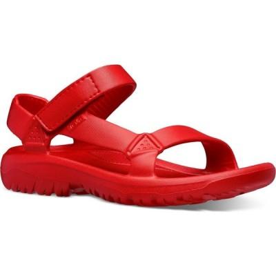 テバ Teva レディース サンダル・ミュール シューズ・靴 hurricane drift sandals Firey Red