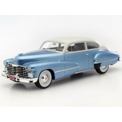 BOS Models 1/18 1946年モデル キャデラック シリーズ 62 ライトブルー