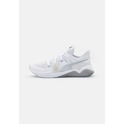 プーマ シューズ メンズ ランニング CELL FRACTION - Neutral running shoes - white/quarry