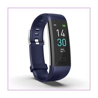 SLuB IP68 Smart Bracelet,Smart Watch with Heart Rate Monitor,Fitness Tracker with Pedometer,Waterproof and Dustproof Blood Pressure Monitor