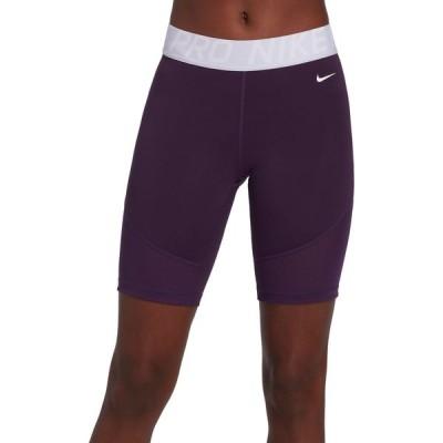"""ナイキ Nike レディース ショートパンツ ボトムス・パンツ Pro 8"""" Shorts Grand Purple/Lavendermist"""