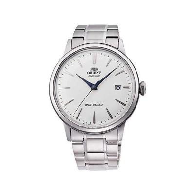 Orient Classic Mechanical Bambino Blue Hands Dress Steel Watch RA-AC0005S【並行輸入品】