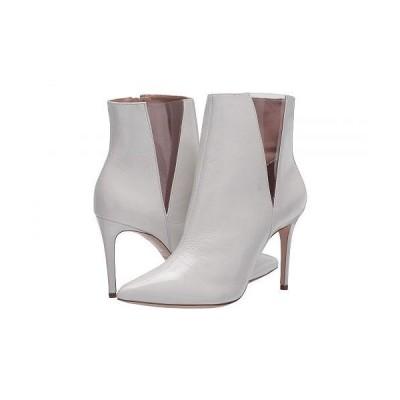 Schutz シュッツ レディース 女性用 シューズ 靴 ブーツ アンクル ショートブーツ Adilene - White/Transparente