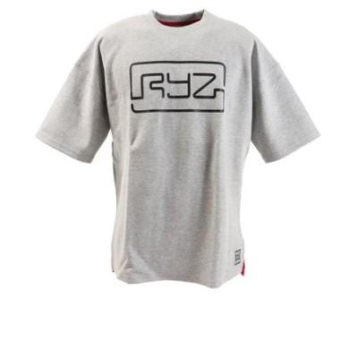 ライズ(RYZ)ボンデッド スウェット 半袖Tシャツ 869R0CD3195 GREY オンライン価格