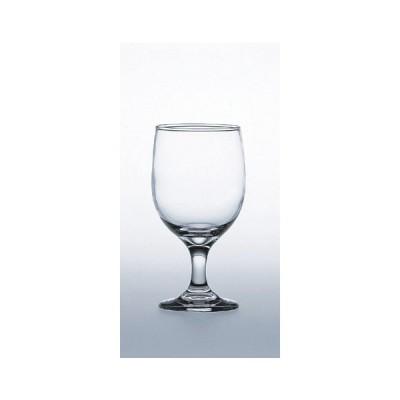 ゴブレット 340ml 6個セット 業務用強化グラス HSステム 東洋佐々木ガラス 33030HS
