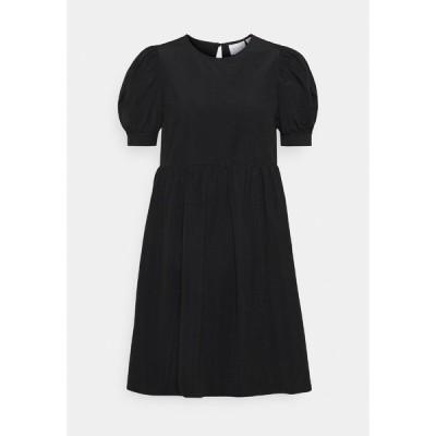ヴィラ プティ ワンピース レディース トップス VIMEDUSA DRESS - Day dress - black