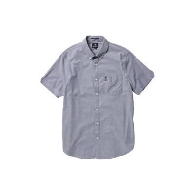 ベンシャーマン メンズ シャツ トップス Regular Fit Sport Shirt DARK NAVY