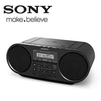 (展示機)索尼SONY 藍牙/USB手提CD音響(ZS-RS60BT)