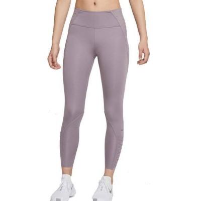 ナイキ レディース カジュアルパンツ ボトムス Nike Women's One Luxe 7/8 Lacing Tights