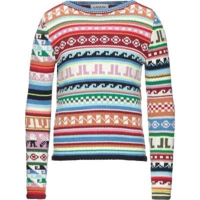 ランバン LANVIN メンズ ニット・セーター トップス Sweater White