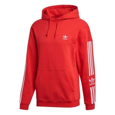 アディダスオリジナルス パーカー・スウェットシャツ メンズ アウター adidas originals Tech Lush Red