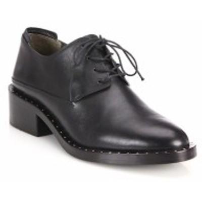 3.1 フィリップ リム レディース フラットシューズ Alexa Leather Block-Heel Oxfords