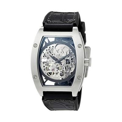 [アルカフトゥーラ] 自動巻き腕時計 978CBK メンズ ブラック