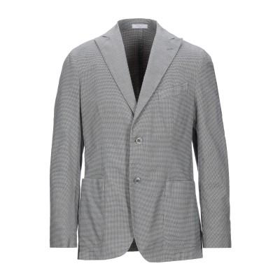 ボリオリ BOGLIOLI テーラードジャケット スチールグレー 50 コットン 98% / ポリウレタン 2% テーラードジャケット