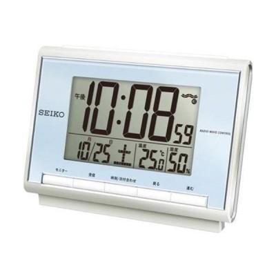 SEIKO CLOCK セイコークロック  目覚し時計 デジタル SQ698L