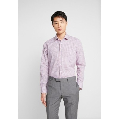 サイデンステッカー シャツ メンズ トップス REGULAR FIT - Shirt - red