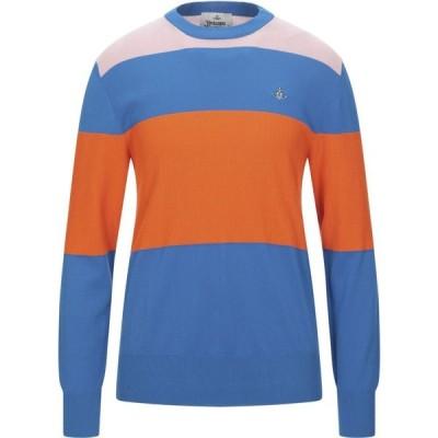 ヴィヴィアン ウエストウッド VIVIENNE WESTWOOD メンズ ニット・セーター トップス sweater Orange