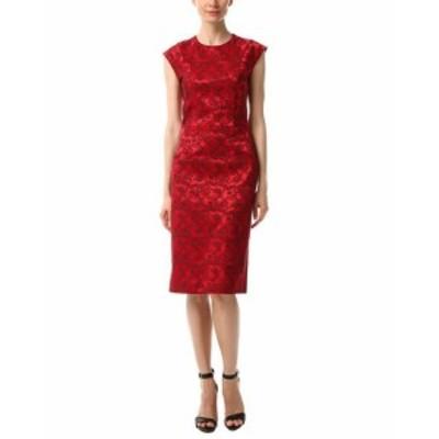 Red  ファッション ドレス Jet Dress S Red