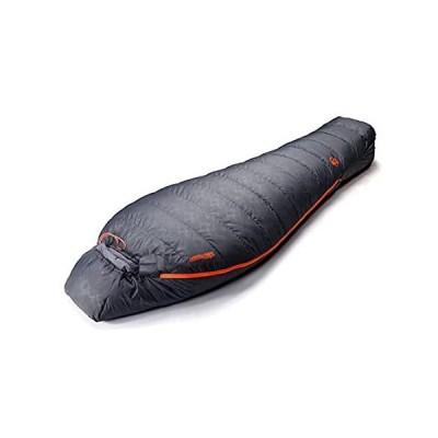 ZOOOBELIVES 10度F 疎水性ダウン寝袋 大人用 – 軽量でコンパクトな4シーズンマミーバッグ バックパック キャンプ 登山 その他のアウト