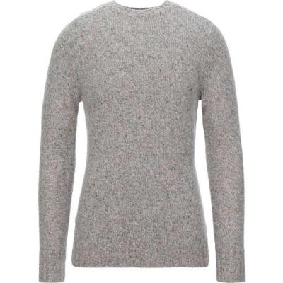 ベルローズ BELLEROSE メンズ ニット・セーター トップス sweater Grey