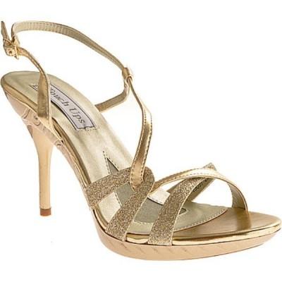 タッチアップス Touch Ups レディース シューズ・靴 Fortuna Gold Metallic/Glitter
