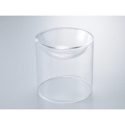 洋食器 モダン ボウル/ 130ccアペタイザーグラス /ガラス おしゃれ 珍味 業務用 レストラン