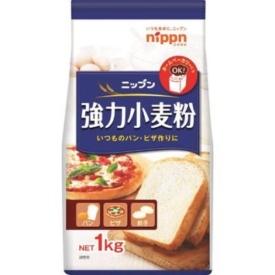 ニップン 強力小麦粉 (1kg)