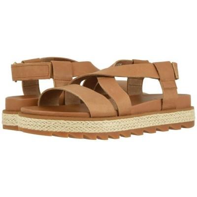 ソレル レディース シューズ サンダル Roaming™ Crisscross Sandal Jute