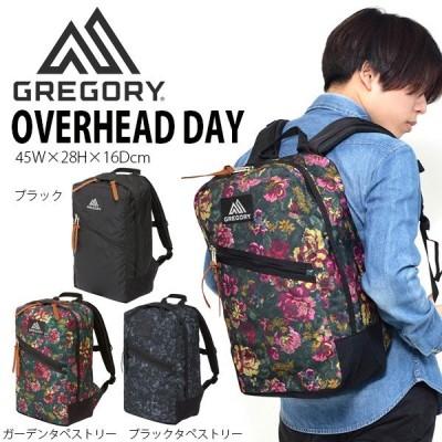 リュックサック GREGORY グレゴリー OVERHEAD DAY オーバーヘッドデイ メンズ レディース 22L 日本正規品 バッグ デイパック かばん