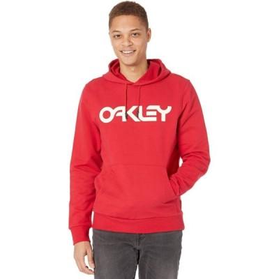 オークリー Oakley メンズ パーカー トップス B1B Pullover Hoodie Samba Red
