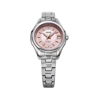 [ケンテックス] 腕時計 S789L-04 レディース シルバー