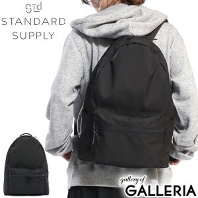 【商品レビューで+5%】スタンダードサプライ リュック STANDARD SUPPLY MATTE デイパック シンプル A4 DAILY DAYPACK