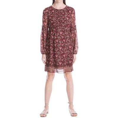 マックススタジオ レディース ワンピース トップス Bubble Sleeve Dress